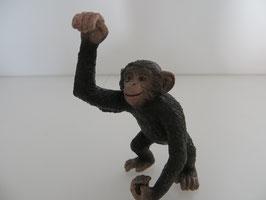 Schleich Schimpanse aus Set Tierärztin