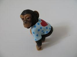 Schleich Schimpanse mit Jäckchen, 2003