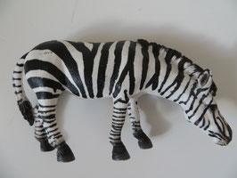 Schleich Zebrastute grasend, 2008