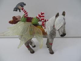 Bayala Marween auf Pferd, 2009