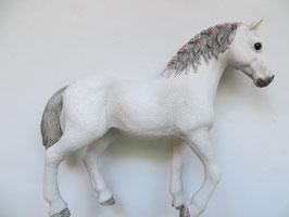 Schleich Quarter Horse Stute 2017, Sonderfarbe hellgrau