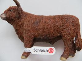 Schleich Schottisches Hochlandrind Bulle, 2021