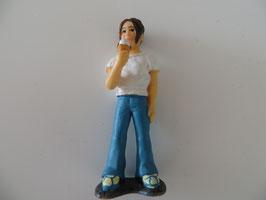 Schleich Mädchen mit Eis 2004