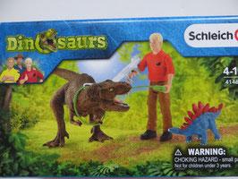 Schleich Tyrannosaurus Rex Angriff, 2019
