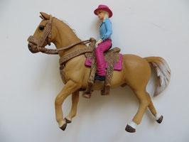Schleich Cowgirl, 2017