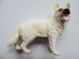 Schleich weißer Schäferhund, 2018