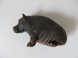Schleich Flusspferd Junges 2012