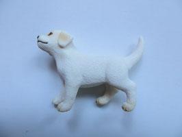Schleich Labrador Welpe weiß