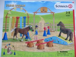 Schleich Pony Agility Training, 2020