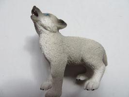 Schleich Wolfjunges grau, 2014