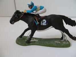 Schleich Rennpferd mit Jockey, 2007