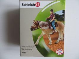 Schleich Ponyreitset Camping in OVP