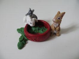 Schleich Kaninchenjungen, 2012