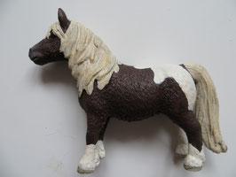 Schleich Shetland Pony Wallach 2009