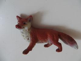 Schleich Fuchs rot, alt