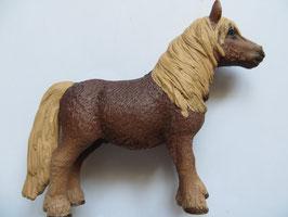 Schleich Shetland Pony Hengst 2009