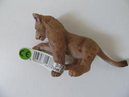 Schleich Löwenjunges spielend, 2007