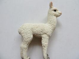 Schleich Alpaka Baby, braun oder weiß 2021