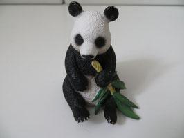 Schleich großer Panda mit Bambus 2011