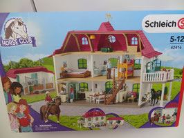 Schleich Wohnhaus mit Stall
