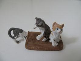 Schleich Katzenjungen 2010