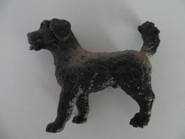 Schleich Hofhund dunkel, 2000