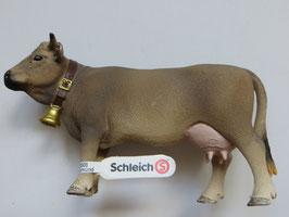 Schleich Braunvieh Kuh, 2017
