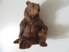 Schleich Grizzlybärin sitzend, 1995