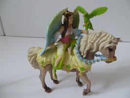 Bayala Surah auf Pferd 2014