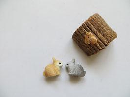 Schleich Kaninchenbabys mit Versteck