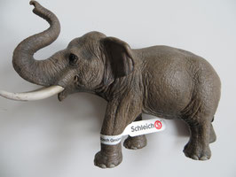 Schleich asiatischer Elefantenbulle, 2011
