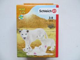 Schleich Löwenmutter mit Babys, 2020
