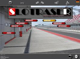 SLOTRASER Rennsoftware