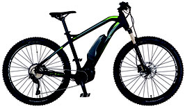 PROPHETE GRAVELER e7series HT 20.ETM.10 Mountain E-Bike 27,5" SHIMANO STEPS E7000