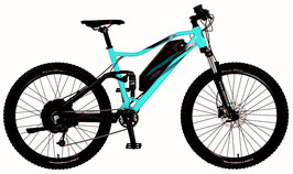 """PROPHETE GRAVELER 20.EMM.10 FULLY Mountain E-Bike 27,5"""" AEG EasyDrive +"""