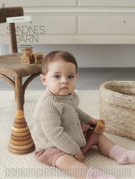 SANDNES ANLEITUNGSHEFT, 2106 Sommer Baby