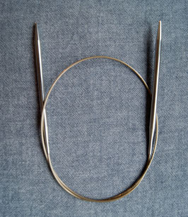 """KNIT PRO RUNDSTRICKNADEL """"NOVA"""" METALL, 60 cm"""