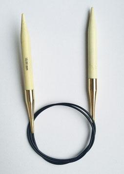 "KNIT PRO XL RUNDSTRICKNADEL ""BAMBOO"" BAMBUS, 80cm"