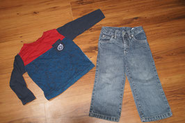 JD642 PUSBLU Jeans Outfit 92