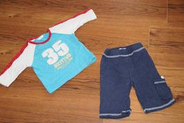 JB86 Hema Set 62 Hose und LA Shirt
