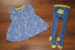 ME937 mini Boden Kleid und Strumpfhose 2/3 y