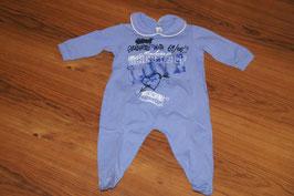 JB802 Moschino Baby Strampler 3/6 Monate
