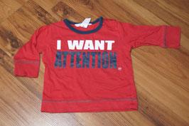 JC461 Attention La Shirt Wow 74
