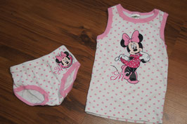 68MD Minnie Mouse Unterwäsche 86/92 /Sommer Outfit
