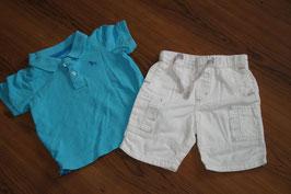 JB104 NEXT Hose und ein tolles Poloshirt 68