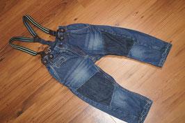 JD675 Jeans mit Hosenträgern 86