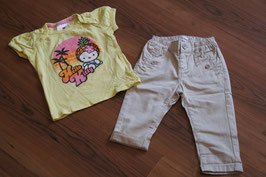MC104 Kombi in 74 Benetton Hose uns Kitty Shirt