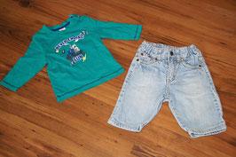 JB422 S.Oliver Shirt/ H&M Jeans 62
