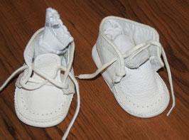 Taufschuhe 12,5 cm +  Socken fein