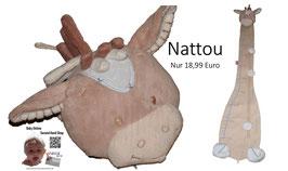 Nattou Messlatte Giraffe